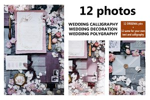 12 PHOTOS of WEDDING decoration