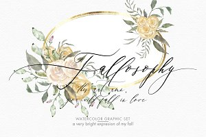 Fallosofy - Watercolor Collection