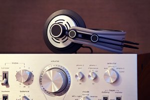Audio Stereo Headphones