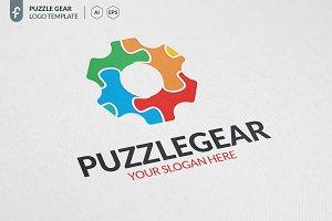 Puzzle Gear Logo