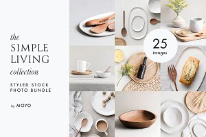 The Simple Living Photo Bundle