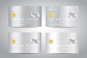 Credit Cards Vector EPS, AI, JPG PNG