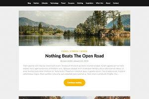 Simple Blogily Premium