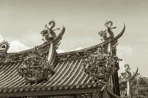 Taipei Confucius Temple in Taipei