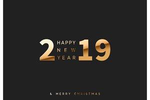 2019 Happy New Year.