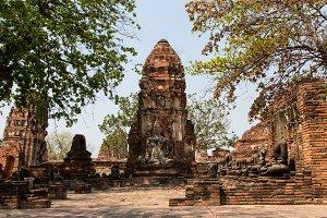Wat Si Chum temple in Sukhothai
