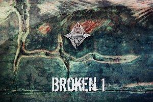 15 Textures - Broken 1