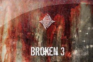 15 Textures - Broken 3