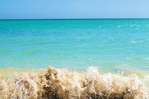 Seafoam & Waves - Puerto Rico Coast
