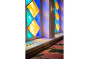 Stained-glass window Interrior