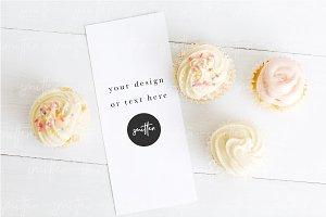 Dessert Stock Image - Menu Mockup