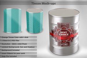 Tincan Mock-ups