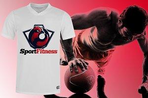 Sport Logo - Fitness