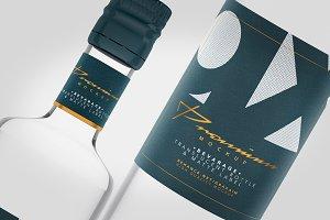 Beverage Bottle - Translucent