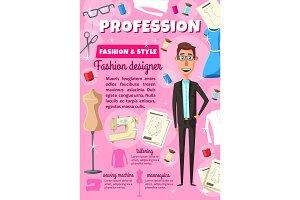Designer profession