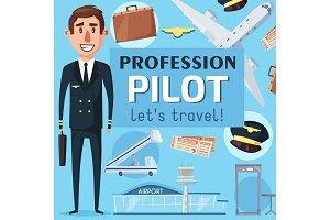 Pilot profession vacancy