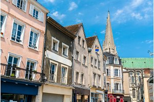 Historic buildings in Chartres