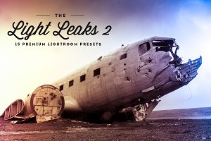 Light Leaks Vol.02- Lightroom Preset