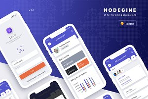 Nodegine iOS UI kit