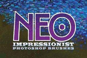 Neo Impressionist Brushes