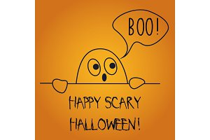 Happy Scary Halloween!