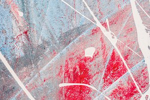 abstract colored texture with white