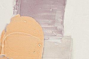 light brush strokes on abstract arti