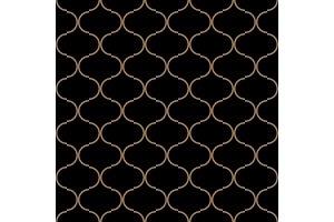 Seamless vector circular geometric