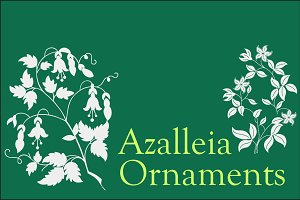 Azalleia Ornaments Family Pack