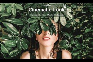 23 Cinematic Look Lightroom Presets