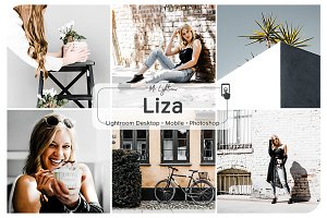 Liza Lightroom Presets