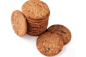 Integral cookies