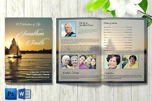 Funeral Brochure Template V16