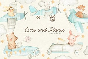 Planes and Cars