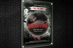 Halloween Flyer V-02