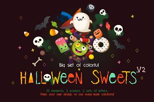 Sweets for Halloween pt.2