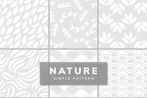 Collection of simple pattern vectors