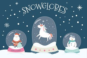 snow globe photos graphics fonts themes templates creative market