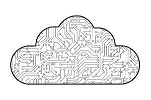 Cloud computing computer technology