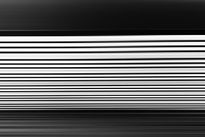 Horizontal black and white motion bl