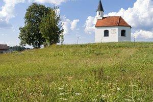Chapel near Steingaden