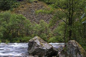 The river Stalheimselvi