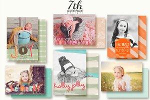 Jolly Christmas Card Templates