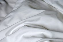 Texture of white fabric