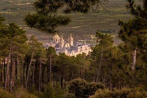 Monastery,St Lorenzo El Escorial