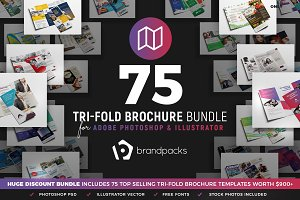 Brochure Templates ~ Creative Market