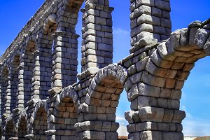 Aqueduct of Segovia III