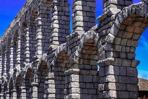 Aqueduct of Segovia II
