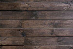 full frame image of wooden wall back
