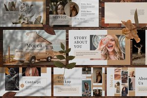 Mocca - Powerpoint Template